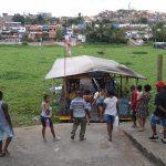BARONESAS SUFOCAM RIO DAS CONTAS E IMPEDEM EMBARCAÇÕES DE TRAFEGAR