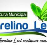 PREFEITURA MUNICIPAL DE AURELINO LEAL  AVISO DE LICITAÇÃO   Nº 010/2019
