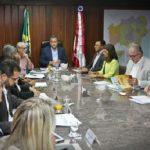 RUI LIBERA R$ 36 MILHÕES PARA INVESTIMENTO EM UNIVERSIDADES APÓS REUNIÃO COM REITORES