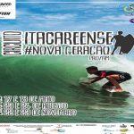 ABERTAS INSCRIÇÕES PARA 1ª ETAPA  DO CIRCUITO ITACAREENSE DE SURF