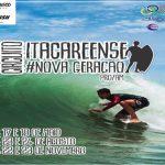 1ª ETAPA DO CIRCUITO ITACAREENSE  DE SURF SERÁ REALIZADAS DIAS 17 E 18