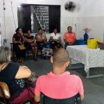 AGENTES DO   FNDE ORIENTAM MERENDA ESCOLAR EM UBAITABA