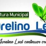PREFEITURA MUNICIPAL DE AURELINO LEAL  AVISOS DE LICITAÇÃO  Nº 013/2019