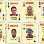 """BANDIDOS DE ITABUNA ENTRAM PARA A NOVA """"SELEÇÃO"""" DO BARALHO DO CRIME"""