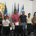 UBAITABA: ROTARY CLUB FAZ DOAÇÃO DE CADEIRAS DE RODAS