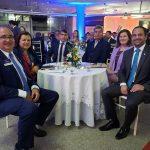 GOVERNADOR DO ROTARY PRESTIGIA POSSES EM FEIRA DE SANTANA