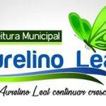 PREFEITURA MUNICIPAL DE AURELINO LEAL  AVISO DE LICITAÇÃO Nº 024/2019.