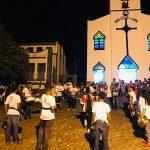 TABOQUINHAS REALIZA A FESTA EM  LOUVOR AO  AO PADROEIRO BOM JESUS DA LAPA