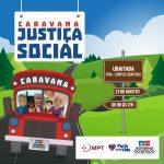 CARAVANA DA JUSTIÇA SOCIAL CHEGA A UBAITABA  PARA ATENDER POPULAÇÃO