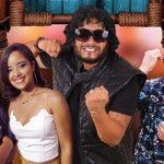 ITACARÉ: TONY CANABRAVA, AMASSA E LUCIANO CRUA NA FESTA DE RUA DE PALHA