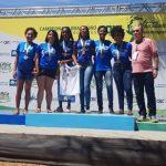 UBAITABA É VICE-CAMPEÃ  BRASILEIRA DE CANOAGEM PELO SEGUNDO ANO