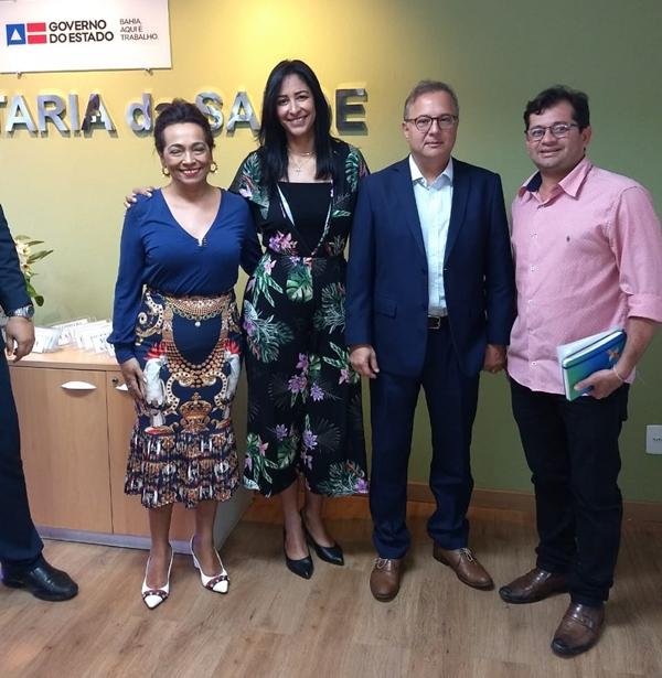 Resultado de imagem para Itacaré discute estratégias de combate ao sarampo na Bahia
