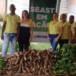 UBAITABA: CRAS ENTREGOU ALIMENTOS DO PAA PARA MAIS DE 100 FAMÍLIAS
