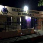 PRESOS FOGEM DA CADEIA DE BELMONTE APÓS  RENDEREM CARCEREIRO