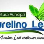 PREFEITURA MUNICIPAL DE AURELINO LEAL  AVISO DE LICITAÇÃO  Nº 037/2019