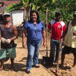 UBAITABA: PREFEITURA REALIZA PAVIMENTAÇÃO DE RUA NO DISTRITO DE FAISQUEIRA