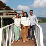 UBAITABA: SUDESB VISTORIA CONSTRUÇÃO DO CENTRO DE CANOAGEM