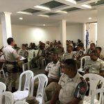UBAITABA: 61ª CIPM REALIZA PARADA GERAL MENSAL E BALANÇO OPERACIONAL DO ANO DE 2019