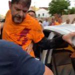 SENADOR É BALEADO EM MEIO A PROTESTO DE POLICIAIS NO CEARÁ