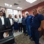 PREFEITO DE ITACARÉ SOLICITA NOVAS BARRACAS PARA FEIRANTES