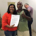 UBAITABA: PREFEITURA ENTREGA TÍTULOS DE PROPRIEDADE DEFINITIVA EM PIRAÚNA