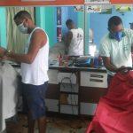 UBAITABA: SALÃO ALVES ADOTA MEDIDAS DE SEGURANÇA POR   CAUSA DO  CORONAVÍRUS