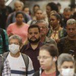 BRASIL TEM   20.727 CASOS CONFIRMADOS E  1.124 MORTES