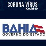 BARRA DO ROCHA TEM   3º CASO CONFIRMADO DA COVID -19