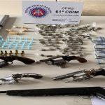IBIRAPITANGA: OPERAÇÃO DA PM EM ITMARATY PARA COIBIR ARMAS E TRÁFICO DE DROGAS  TERMINA COM 04 MORTOS