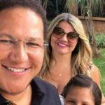 ITABUNA: ESPOSA DE AUGUSTO CASTRO ESTÁ CURADA DO CORONAVÍRUS