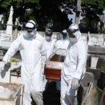 BRASIL BATE RECORD E REGISTRA  60  NOVAS MORTES POR CORONAVÍRUS; TOTAL DE ÓBITOS É DE  359