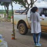 BAHIA: HOMENS ATIRAM CONTRA BARREIRA SANITÁRIA E FERE DUAS SERVIDORAS MUNICIPAIS