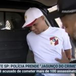 IBIRAPITANGENSE, SUSPEITO DE 100 MORTES É PRESO EM S. PAULO