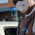 NÚMERO DE POLICIAIS INFECTADOS  NA BAHIA SUBIU  PARA 40