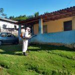 PREFEITURA DE ITACARÉ INTENSIFICA AÇÃO DE DESINFECÇÃO  NA ZONA RURAL