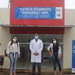 UBATÃ: SECRETARIA DE SAÚDE IMPLANTA CENTRO DE TRIAGEM DO COVID-19