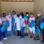 MARAÚ: SECRETARIA DE SAÚDE ENTREGA EQUIPAMENTOS DE PROTEÇÃO PARA AGENTES DE SAÚDE