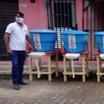 UBAITABA: TIÃOZINHO DA SAÚDE PROMOVE  AÇÕES  CONTRA CORONAVÍRUS