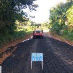 MARAÚ: TRECHO DA BR-030  RECEBE MANUTENÇÃO