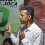 ITACARÉ : CONVENÇÃO HOMOLOGA  CHARLES GUSMÃO PARA PREFEITO E DR. JOCA VICE