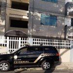 POLÍCIA FEDERAL NA CASA DO SECRETÁRIO DE SAÚDE DE ILHÉUS