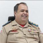CORONEL ADSON MARCHESINI É O NOVO COMADANTE-GERAL DO CORPO DE BOMBEIROS MILITARES DA BAHIA