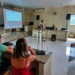 SECRETARIA DE EDUCAÇÃO DE MARAÚ REÚNE GESTORES PARA PLANEJAR RETOMADA PEDAGÓGICA