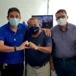 MUNICÍPIOS GARANTEM APOIO A ANTONIO DE ANÍZIO PARA PRESIDENTE DO CDS-LITORAL SUL