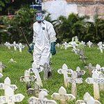 EM 24 HORAS, BAHIA TEM MAIOR NÚMERO DE MORTES POR COVID DOS ÚLTIMOS SEIS MESES