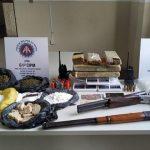 UBAITABA: PM PRENDE HOMEM COM FARTA QUANTIDADE DE DROGAS E ARMA