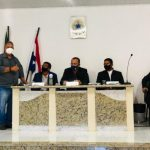 MARAÚ: PREFEITO MANASSÉS PARTICIPA DE SESSÃO DE   ABERTURA  DOS TRABALHOS LEGISLATIVOS
