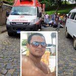 UBAITABA: LUIZ DE IBIAÇU SOFRE ACIDENTE DE MOTO