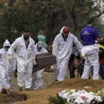 BRASIL: 1º ANO NA HISTÓRIA COM MAIS MORTES DO QUE NASCIMENTO