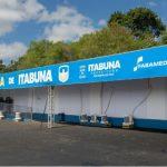 HOSPITAL DE CAMPANHA DE ITABUNA COMPLETA 1º MÊS